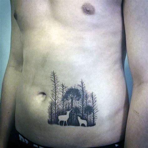 100 silhouette tattoo designs f 252 r m 228 nner shadowy