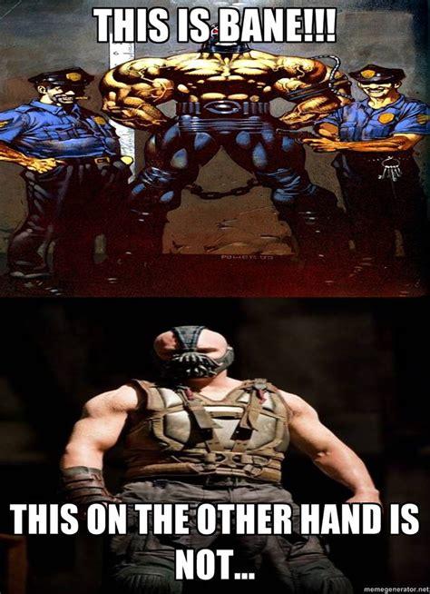 Bane Meme Generator - bane meme by bigwill96 on deviantart