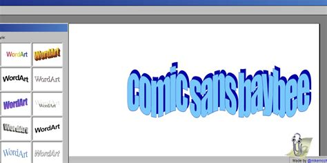 word art design for powerpoint make the old school 90s art of your dreams with the