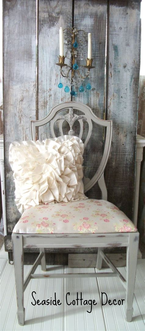 upcycled home decor ideas 930 s shield back hepplewhite style chair shabby chic