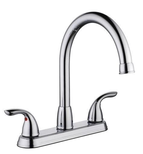 home depot canada kitchen faucets glacier bay 3000 series hi arc kitchen faucet in chrome the home depot canada