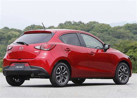 New 2015 Mazda 2 Ready For Release Machinespider Com