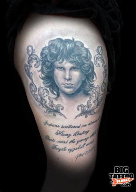 imagenes de tatuajes de jim morrison tatuajes de jim morrison y otras taringa