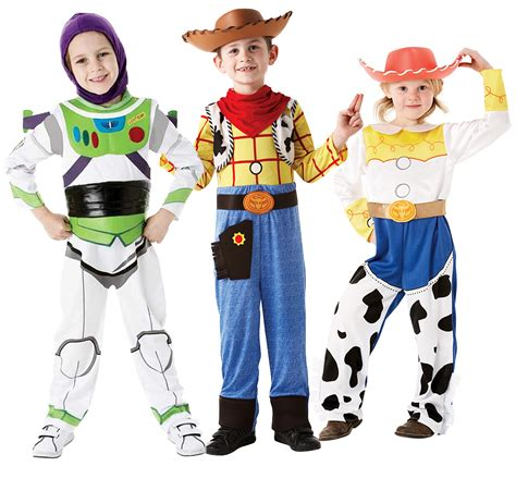 L From Story Costume by Disney Buzz Woody Or Story Costume Child
