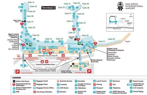 san jose airport terminal map southwest san diego airfares california san