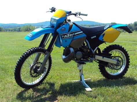 Ktm Specials 1997 Ktm Quot Piner Special Motorcycle Enduro