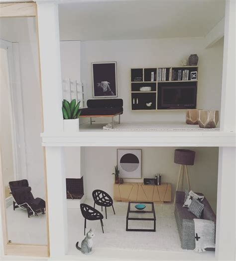 modern dollhouse 17 best images about modern dollhouse on