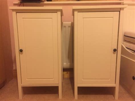 lockers ikea pair of ikea hemnes lockers for sale in rush dublin from