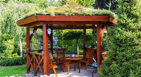 gartenpavillon regenfest holz im garten pergola pavillon co wohnnet at