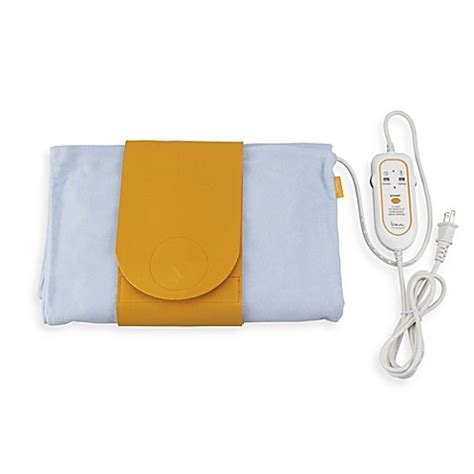 heating pad bed bath and beyond michael graves drive medical standard 14 inch l x 27 inch