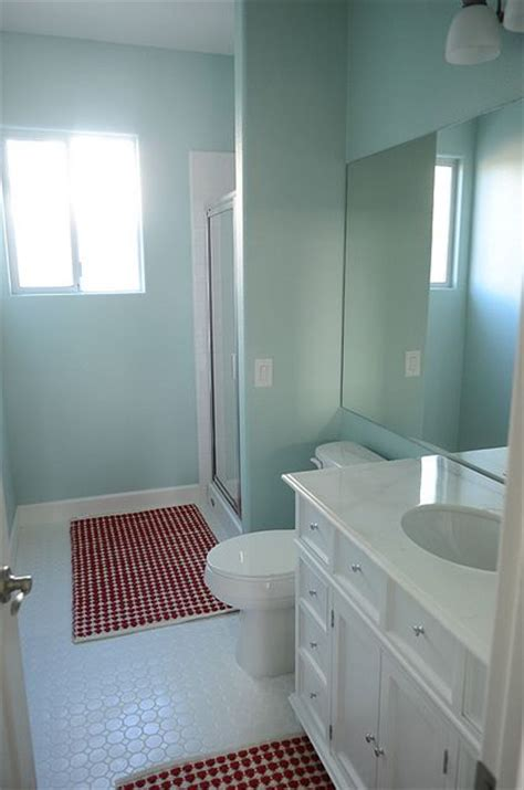 paint waterscape by sherwin williams bathroom redo