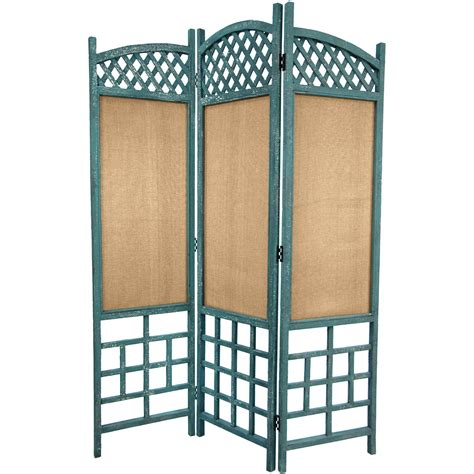 Lattice Room Divider Lattice Room Divider 5 189 Ft Open Lattice Fabric Room Divider Roomdividers Vintage Wooden