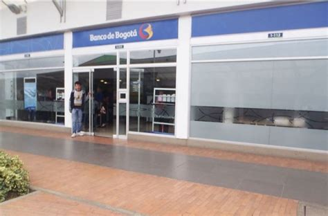 banco bogota banco de bogot 225 altavista bancos alfa ciudad bol 237 var
