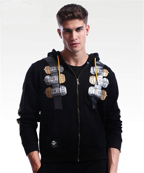 Zipper Hoodie Overwatch Brothersapparel 2 blizzard overwatch junkrat hoodies ow zip up sweatshirts wishining