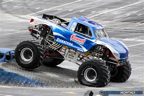 bigfoot truck schedule thompson metal truck madness monsters monthly
