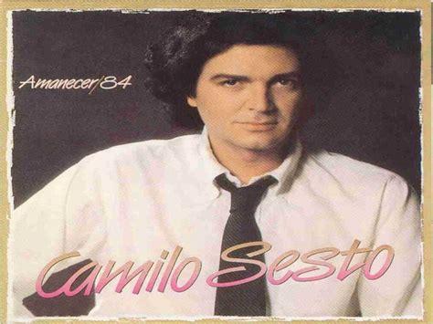 www mejor musica de camilo sesto camilo sesto el mejor cantante en espa 241 ol m 250 sica taringa