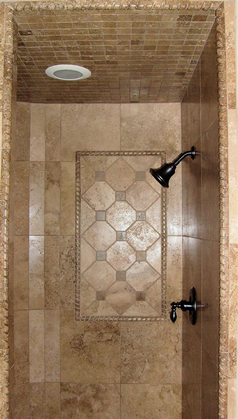 Custom Showers E R Tile