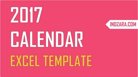 how to make your own calendar in excel 2017 excel calendar template how to create your own 2017