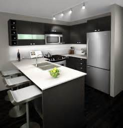 Modern Kitchen With White Appliances 15 Inspiring Grey Kitchen Cabinet Design Ideas Keribrownhomes