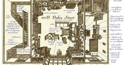 221b baker street floor plan 221b baker street layout floor plans home of sherlock