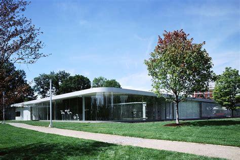 pavillon glas glass pavilion toledo museum of front inc
