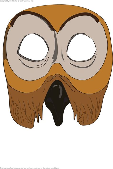 Masker Carakter drama masker de gruffalo muz opvoeding drama