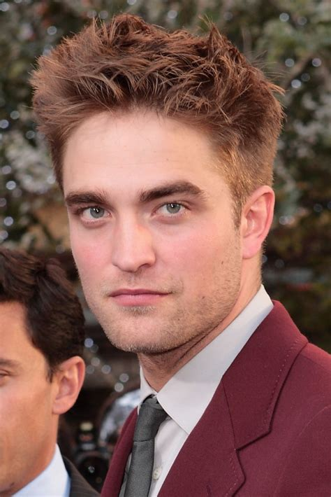 Robert Pattinson Hairstyle by Robert Pattinson Inspired Hairstyles