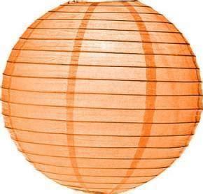 Kertas Gantung Paper Lantern 30 Cm paper lantern orange medium 30cm diameter my wedding store