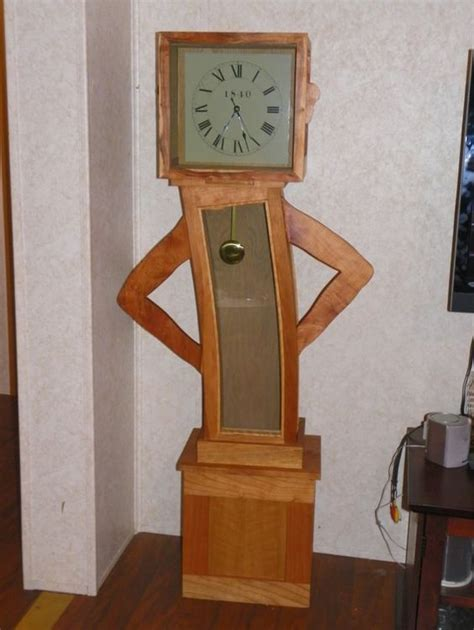 Cool House Clocks cool grandfather clock house amp home pinterest