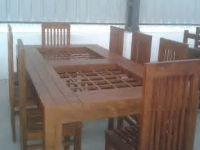 Dining Table Kerala Kerala Style Carpenter Works And Designs December 2014
