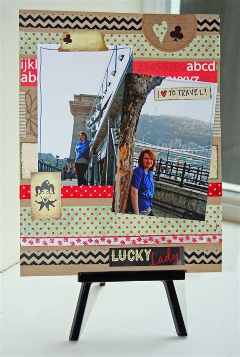 scrapbook layout with lots of pictures scrapbook layout using lots of washi tape 183 a scrapbook