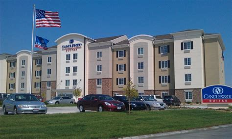 comfort center st joseph mo candlewood suites opens in st joseph mo 64505