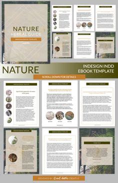 38 Indesign Ebook Templates An Exquisite Collection For Authors Print Templates Pinterest Photo Essay Template Indesign