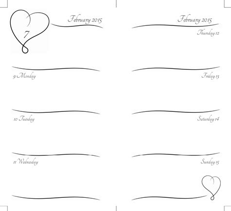 printable planner 2015 a5 7 best images of free printable 2015 a5 filofax inserts