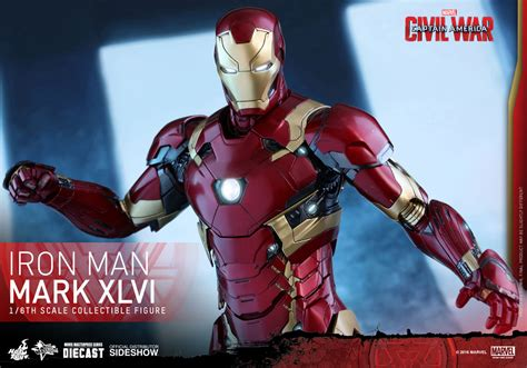 captain america by mark product announcement hot toys cw mms die cast im mkxlvi 28 leds