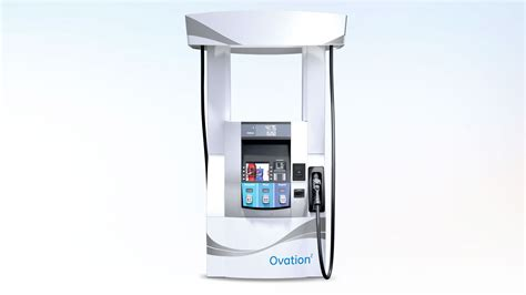 ovation fuel dispenser wayne fueling systems