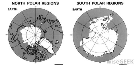 map us if polar caps melt what would happen if the polar caps melted with