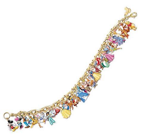 disney finds the ultimate disney classic charm bracelet