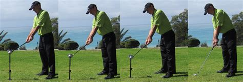 mechanics of a good golf swing tgolf be the swing