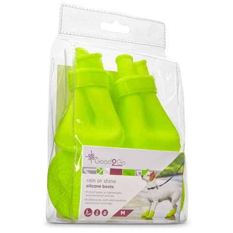 boots petco good2go or shine yellow silicone boots petco