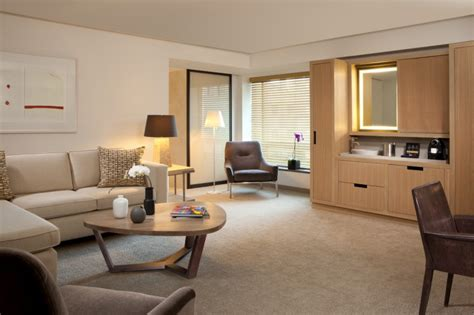 Hotel Living Room Design by Suite Living Room Conrad New York Hotel Image Photos