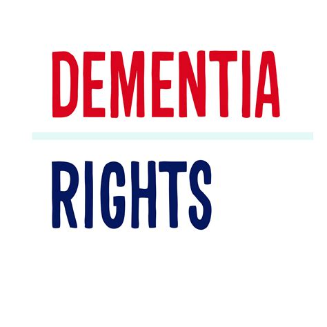 enhancing the quality of in advanced dementia books quot dementia rights quot will launch in dementia awareness week