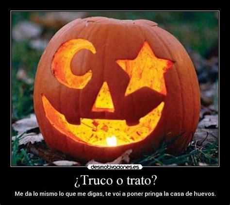 imagenes de halloween dulce o truco 191 truco o trato desmotivaciones
