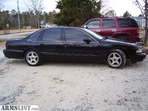 2011 impala ss for sale armslist for sale 1994 chevy impala ss