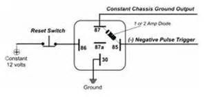 negative trigger fog light relay wiring diagram get free image about wiring diagram