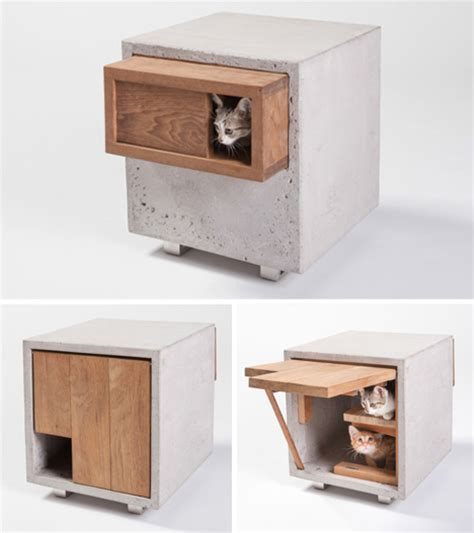 purr fectly at home 11 outrageous designer cat houses