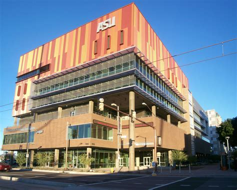 asu school arizona state downtown cus wikiwand