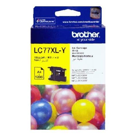 Paket Lc 77 Xl Ink Cartridge Original Bcmy lc 77xl yellow ink cartridg end 12 26 2016 4 57 pm