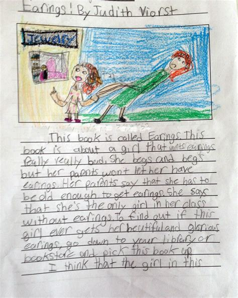 how to write a 3rd grade book report understanding audience writing book reviews scholastic