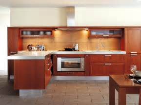 nowoczesne przytulne kuchnie